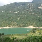 Lake in the high Pyrenees