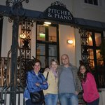 Pitcher & Piano Richmond