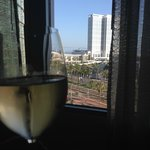 A view with some vino ;)
