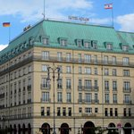 The Adlon from Pariser Platz