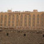 Arabian Courtyard Hotel from Dubai Museum