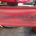 Beartooth Cafe chair