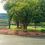 Hershey Farm entrance