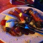 Tarpos Restaurant at Vrbica Winery