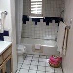 Bathroom for room #37