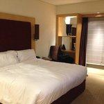 room a bit small