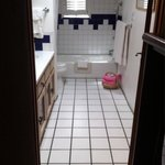 Another view of the bathroom for room # 37