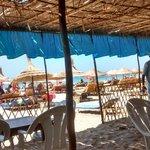comida muy buena, playa tambien
