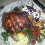 Maple Glazed Pork Chops...YUM!