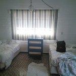 Depressing room at Hotel Serenidad