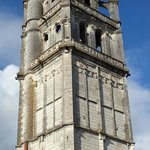 Old church in Loches