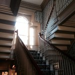 The old stairwell