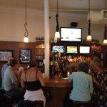 The Corner Room, service de bar