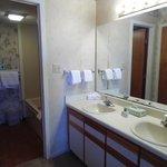 Jr. Suite Bathroom