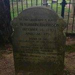 Benjamin Harrison - Signer of Declaration of Independence