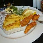 Fish-N-Chips - Kr. 109,00 - Det kan I gøre bedre!