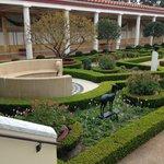 Gardens at the Villa