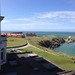 From our room looking towards 'The Headland'