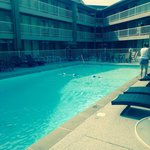 Pool sparkling