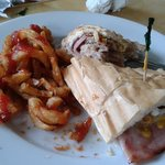 Cubanos sandwich.