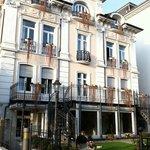 Hotel Villa Am Kurpark, Bad Homburg, Front View