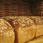 Oatmeal Whole Wheat Bread is our most popular bread.