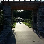 Entranceway welcomes you