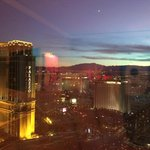 View from 55th floor Wynn.