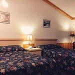 Cabin Queen room