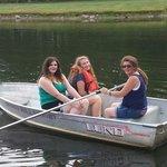 Sunny hill Lake