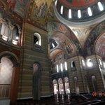 interior, St. Louis Basilica
