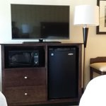 "42"" TV in Guest rooms"
