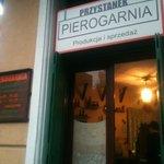 Front of  Przystanek Pierogarnia