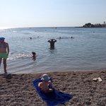 Эден рок пляж