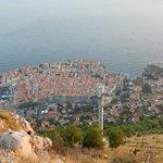 Parte antiga de Dubrovnik.