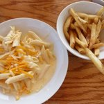 Schaefer's Kids Mac-n-Cheese & Fries