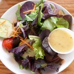 Schaefer's House Dinner Salad w/ Italian Dressing