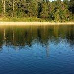 Off of Cedar Woods boat dock!
