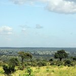 View across Tarangire
