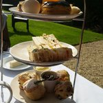 Scrummy full afternoon tea it's a must!!!