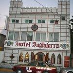 Inglaterra Hotel ~ Puerto Morelos