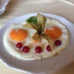 eggs for breakfast ... be happy!