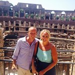 Tour with Max to the colosseum