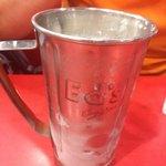 Milkshake cup