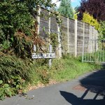 Wonderful street names can be spotted when walking in the village another was Neddy Hill