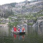 Angora Lake day trip