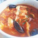 Favorite dead fish stew