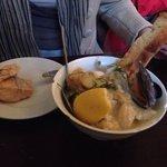 Seafoods stoump