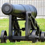 Fort Henry Cannon