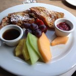 French toast - generous portions.